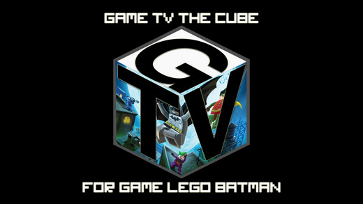GTV for LEGO BATMAN GAME MOVIE GUIDE XBOX PS3 PSP IPHONE