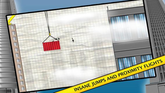 火柴人跳楼:Stickman Base Jumper