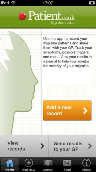 Migraine Diary
