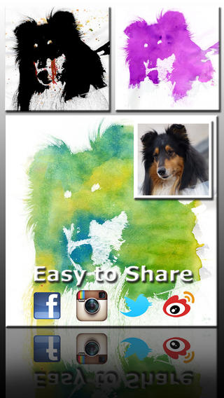 涂鸦照片专业版:1+ PhotoJus Paint FX Pro – Pic Effect for Instagram