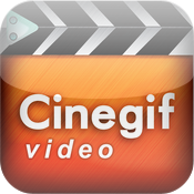 Cinegif Text Review icon