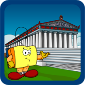 Smarty travels to Ancient Athens for Mac icon