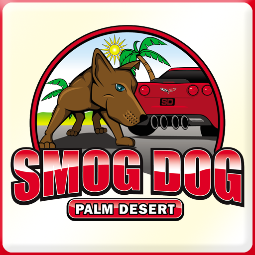 Smog Dog Palm Desert