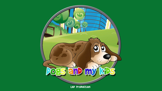 Dogs and my kids - free game