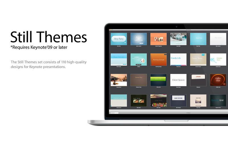 Still Themes Screenshot - 1