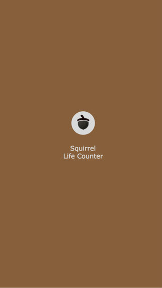 Squirrel Life Counter