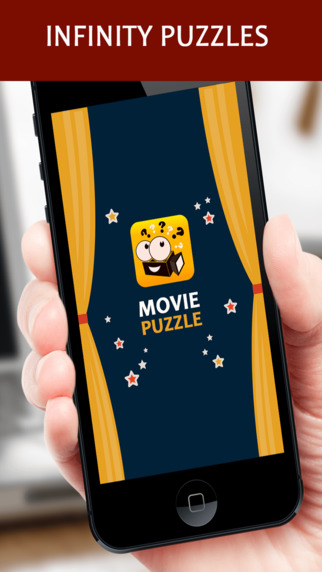 Movie Puzzle Word Search - Free