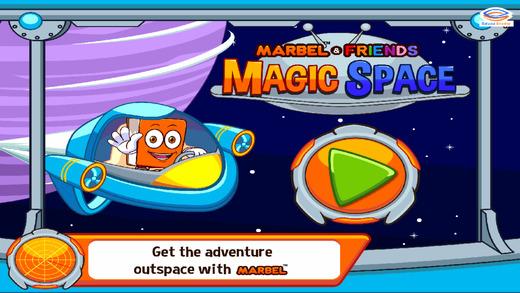 Marbel Magic Space