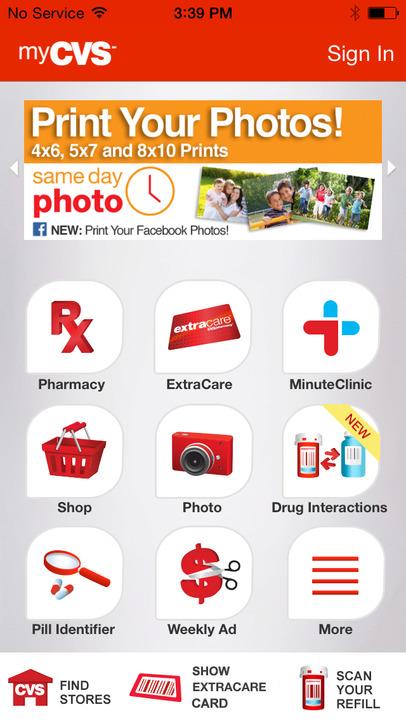 CVS Pharmacy - iPhone Mobile Analytics and App Store Data