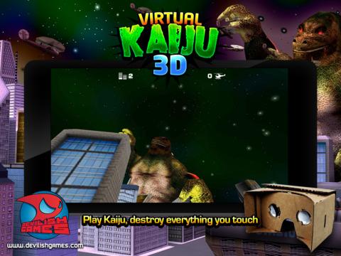 Virtual Kaiju 3Dscreeshot 5