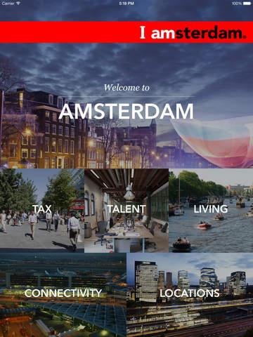 I amsterdam business magazine