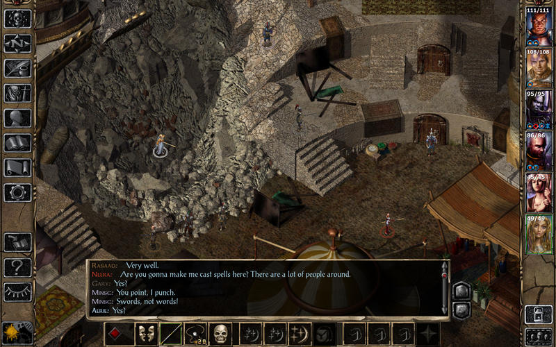 Baldurs Gate II Enhanced Edition Screenshot - 1