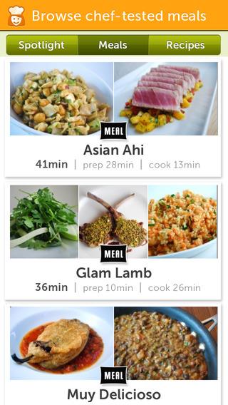 Cooking Planit