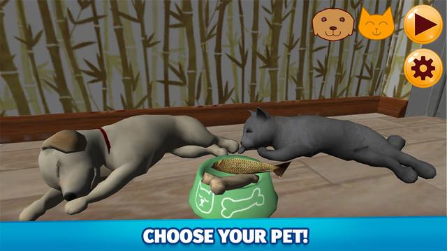 Virtual Pet 3D