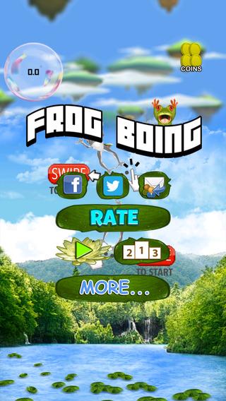 Frog Boing