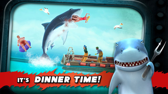 Hungry Shark Evolution - iPhone Mobile Analytics and App Store Data