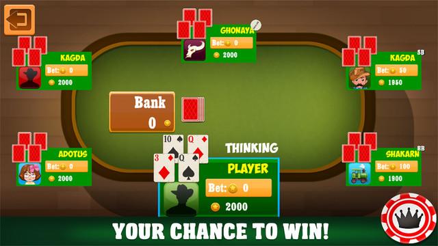 Omaha Poker King