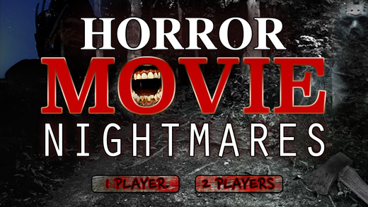 Horror Movie Nightmares