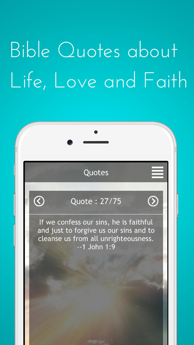 app shopper daily bible quotes and verses about faith