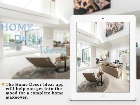 Home Decor Ideas for iPad