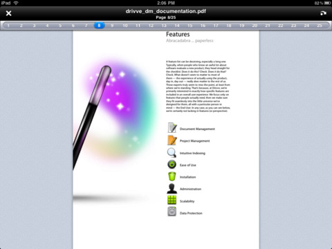 Drivve | DM iPad Screenshot 4
