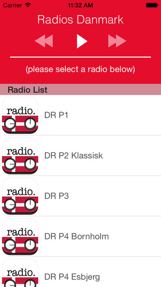 Radio Danmark - Dansk Radio Online GRATIS DK