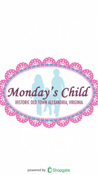 Monday's Child of Alexandria