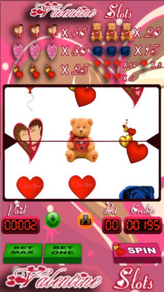 Big Win - Valentine Slots