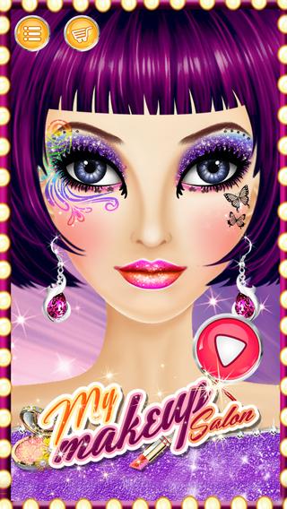 My Makeup Salon - Girls Fashion Game
