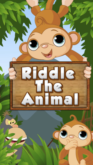 Riddle The Animal