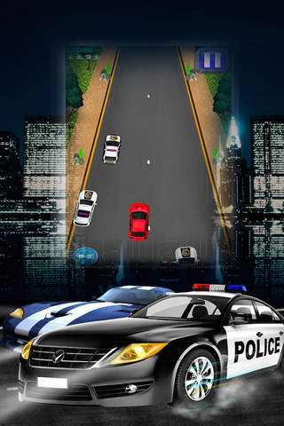 A`AA Police Chase! Top Speed Street Racing` - Smart Car Turbo Fast Illegal Race Mania screenshot 2