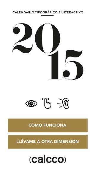 Calendario Calcco 2015