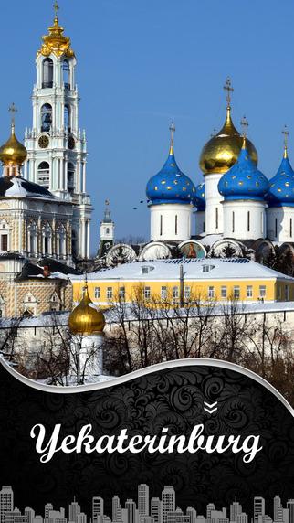 Yekaterinburg City Travel Guide