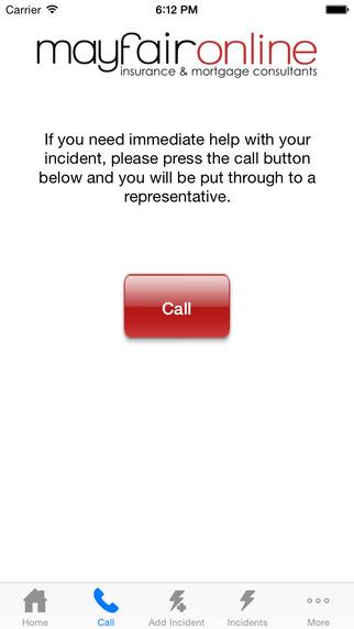Mayfair Online Helpline
