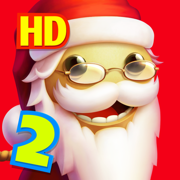 Buddyman: Christmas Kick 2 HD LOGO-APP點子