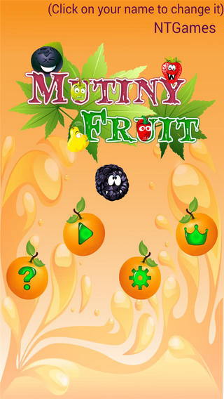 Touch Mutiny Fruit FREE
