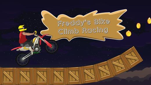 Freddy's Bike: Climb Racing
