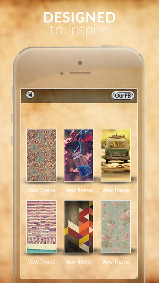 Vintage Gallery HD – The Retro Retina Wallpapers Themes Design and Backgrounds