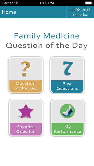 Family Medicine Question of the Day – Your daily companion for ABFM Board Preparation