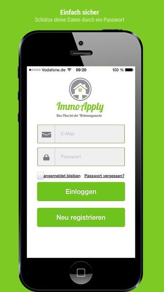 ImmoApply - Das Plus bei der Wohnungssuche