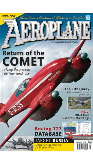 Aeroplane - The Classic Aviation Magazine