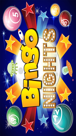 Bingo Nights Party - Multiple Daub Cards and Exciting Levels