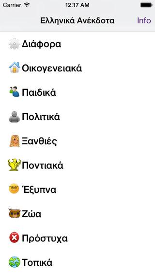Greek Anekdota - Ελληνικά Ανέκδοτα