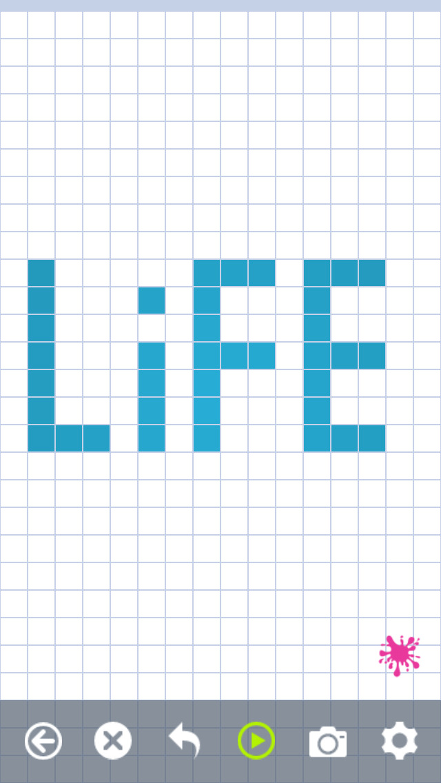 LiFE - The Game of Life screenshot 2