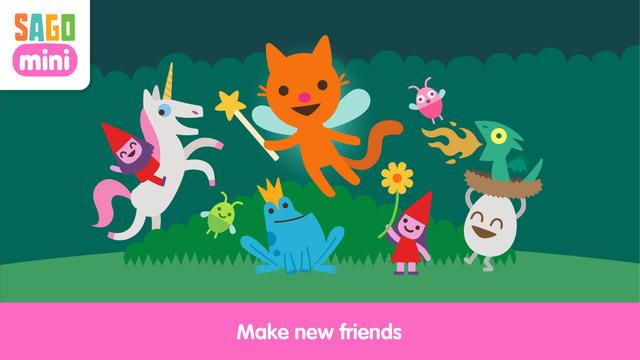 Sago Mini Fairy Tales Screenshots