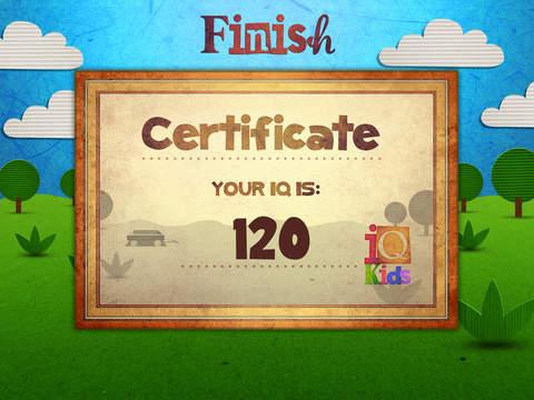 IQ Kids: test