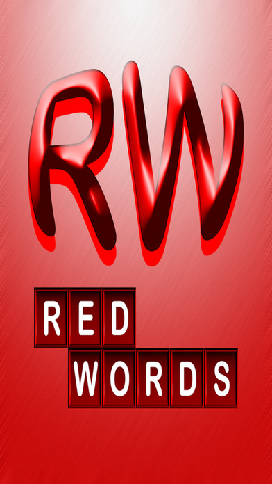 Red Words on the App Store