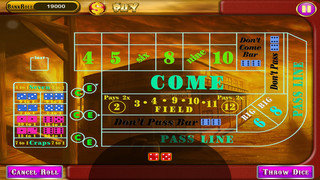 AAA Gun Master of Wild West Fun Craps Dice Casino Games Pro