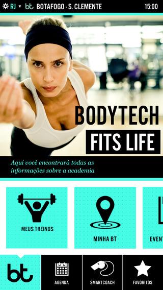 【免費健康App】Bodytech-APP點子