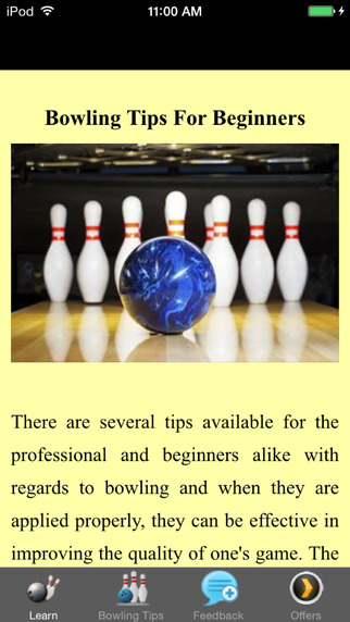 Bowling Tips For Beginners - Steps to Success